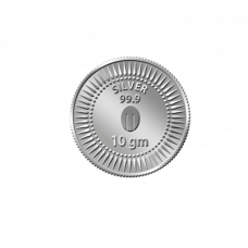 Mittal Group Pure 99.9% Silver Coin - 10 grams