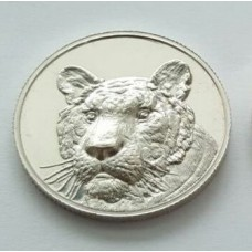 Indian Tiger Coin