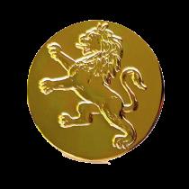 ODA Lapel Pin - Gold plated
