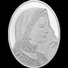 Indian Queen Coin - Silver 999