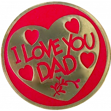 Mittal Group 'I Love You Dad' Coin