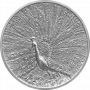 Indian Peacock - 999 Silver Coin - 100 Grams