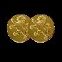 ODA Cufflinks - Gold plated